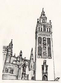 Seville Belltower