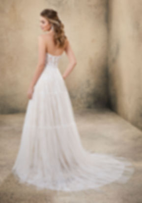 vestido de novia bohemio en mallorca