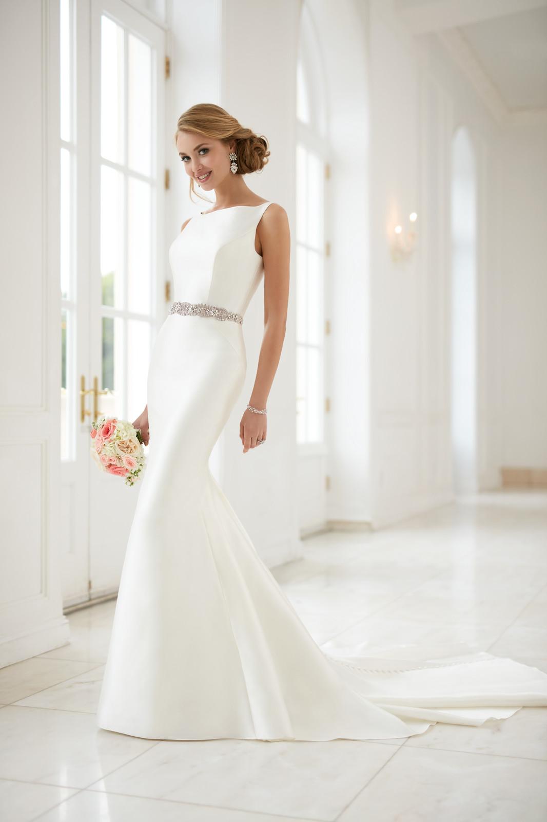 Vestidos de novia 2019 corte princesa sofia