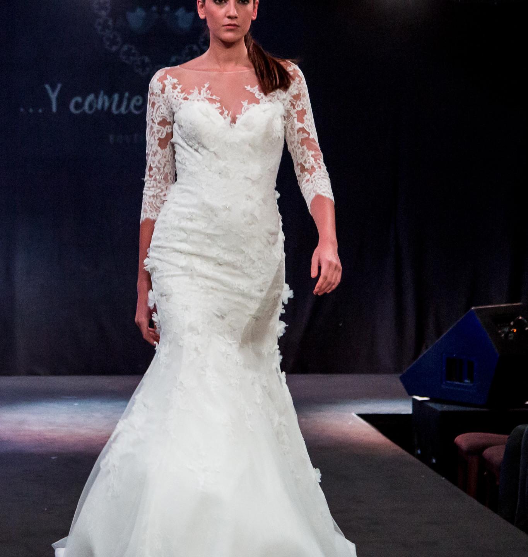 Fashion Show vestidos de novia