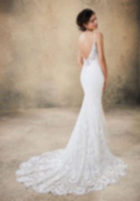 vestio de novia boho