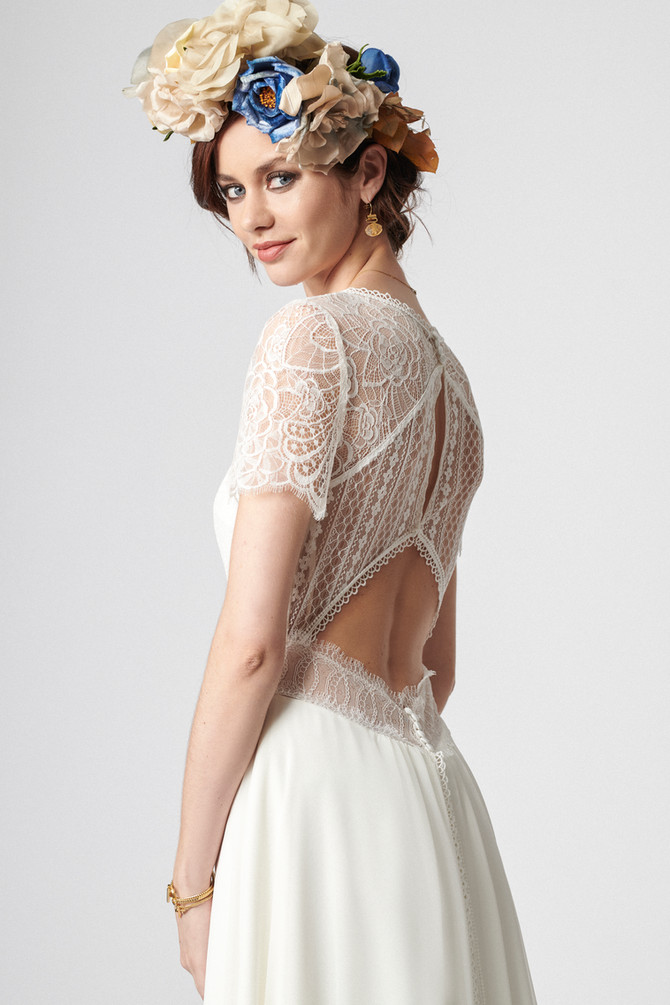 Cuándo debo empezar a buscar mi vestido de novia?