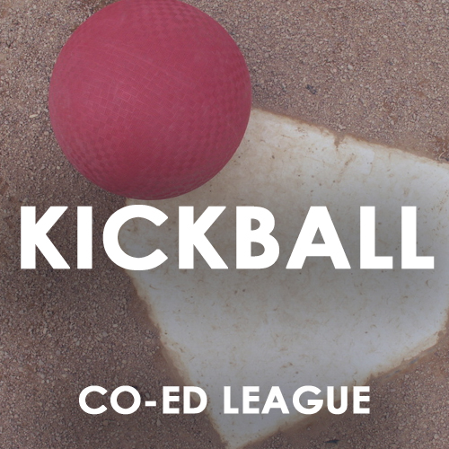 Co-Ed Kickball