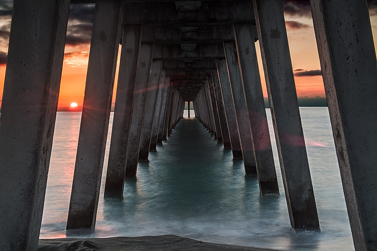 Venice Fishing Pier - Venice, Florida