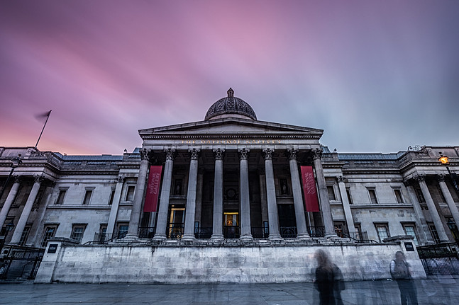 National Gallery - London, England