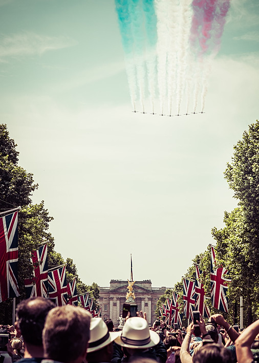 Trooping the Colour - London, England