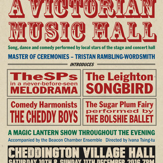 A Victorian Music Hall