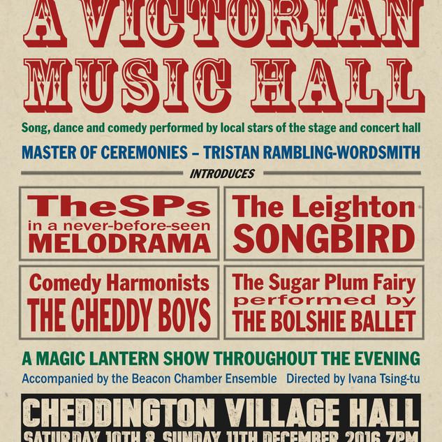 A Victorian Music Hall