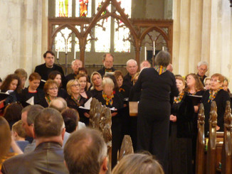 Beacon Community Choir in Concert