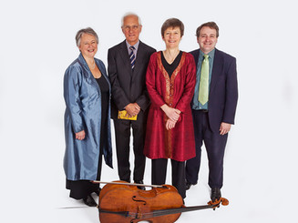 Ridgeway Ensemble with William Winfield, Narrator
