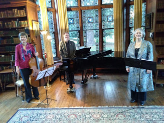 Ridgeway Ensemble at Girton College, Cambridge
