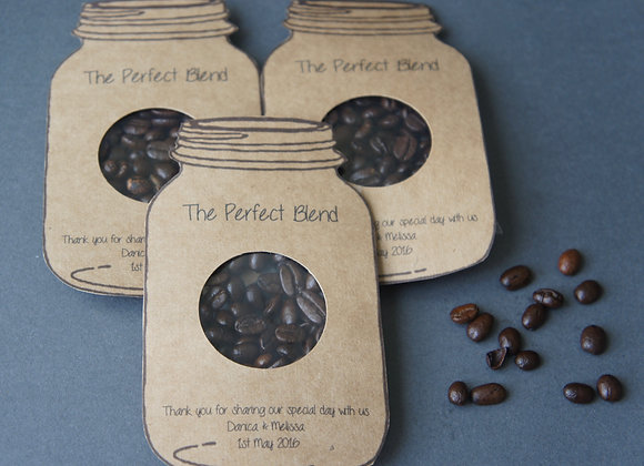 The Perfect Blend Sample Favour