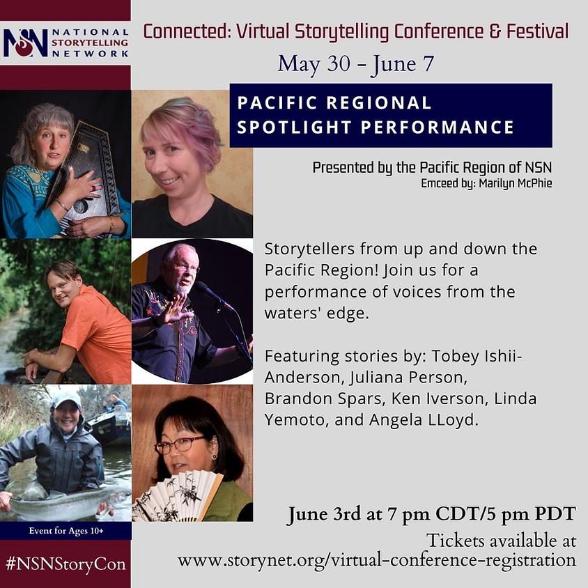 Pacific Regional Spotlight Performance