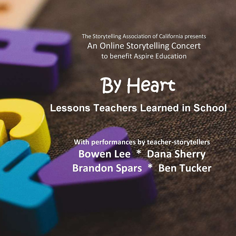 By Heart: Lessons Teachers Learned at School