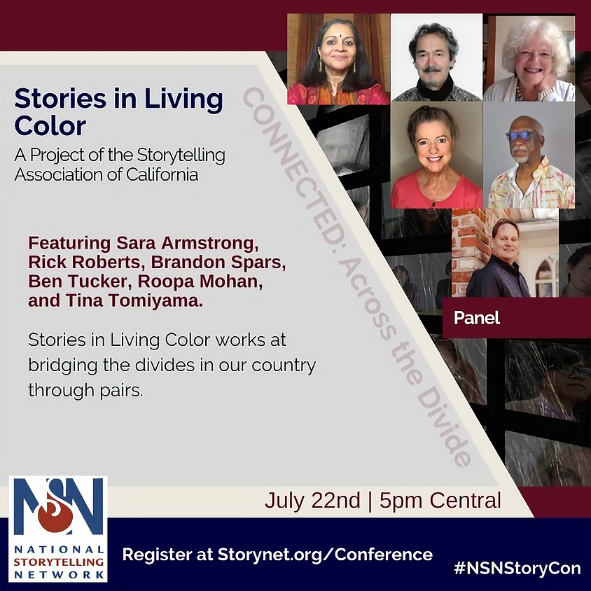 NSN CONNECTED - Stories in Living Color: a Project of the SAC