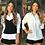 Thumbnail: Camisa Básica em Tricoline com Regata