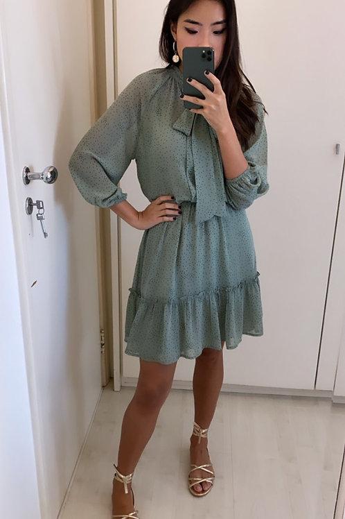 Vestido estampa Mini Póa