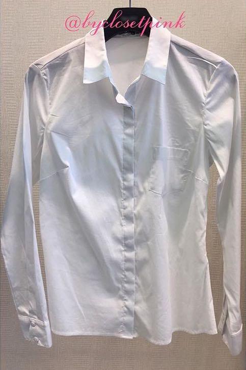 Camisa Básica em Tricoline
