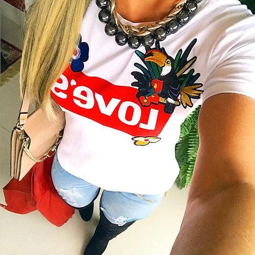 T-shirt Loves's