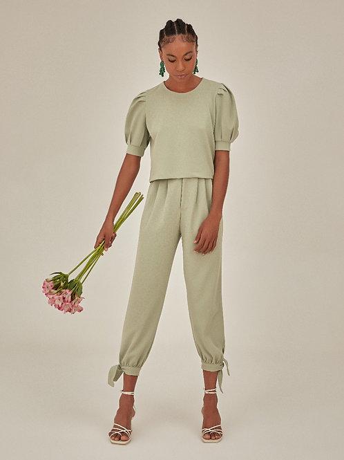 Conjunto Calça e Blusa