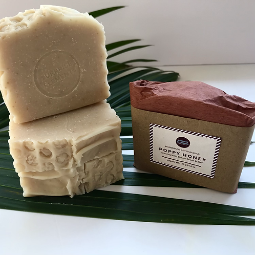 Poppy Honey | Handmade Scrub Bar