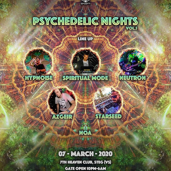Psychedelic Nights Party