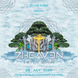 1 year 7th Heaven