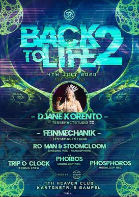 Back to Life 2 with Korento