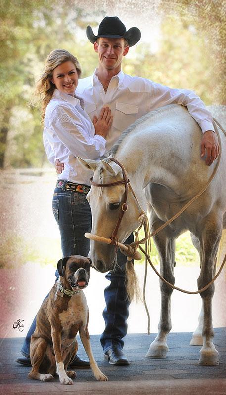 Aimee & Dustin