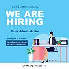 Sales Administrator Executive