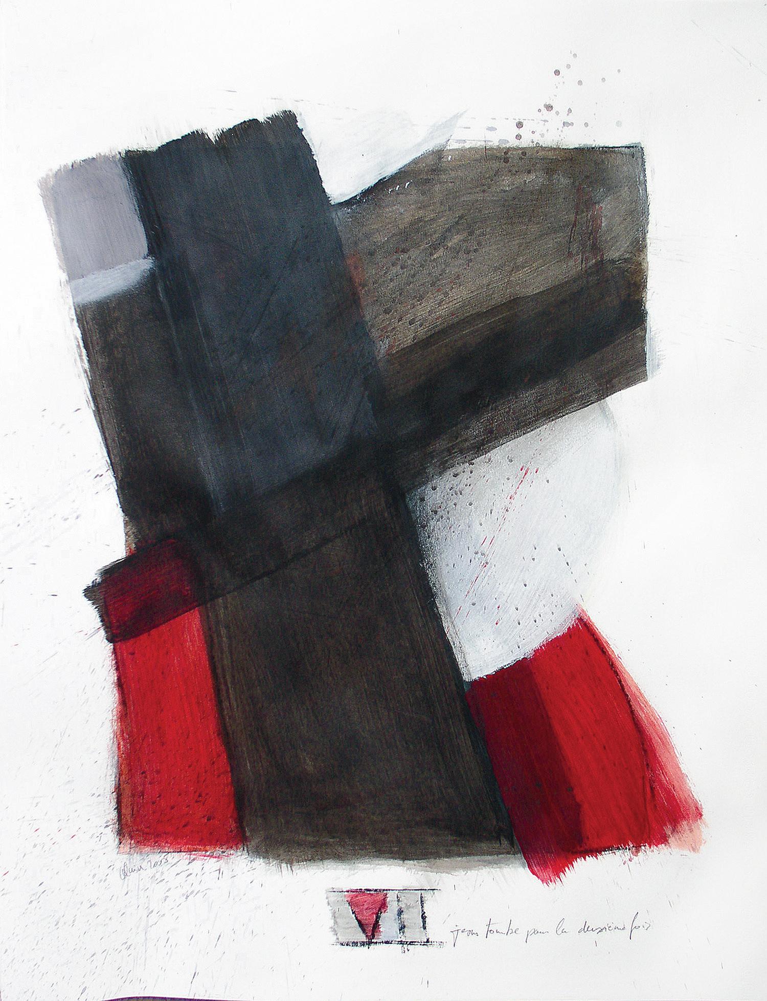 VII • Jésus tombe pour la 2ème fois