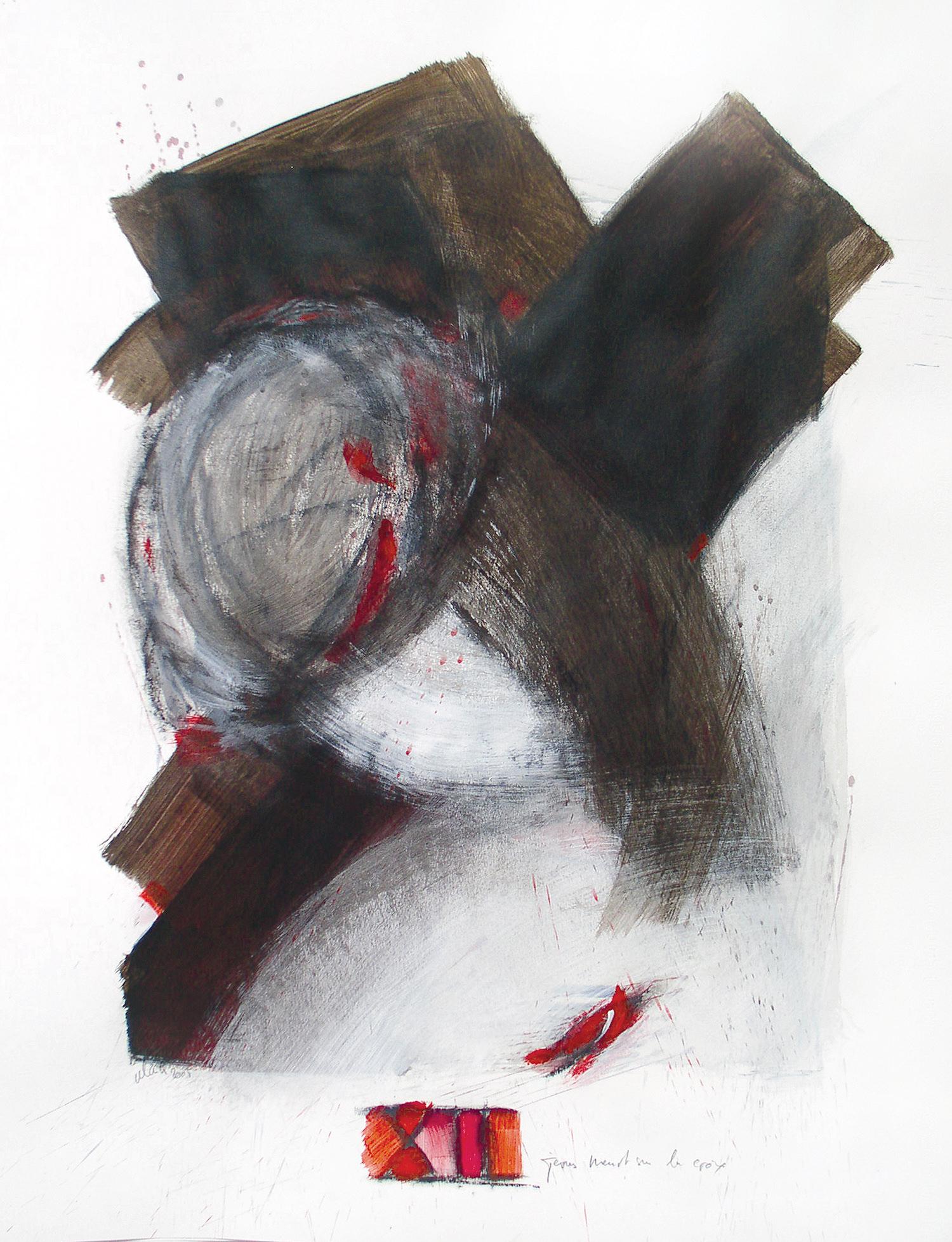 XII • Jésus meurt sur la Croix