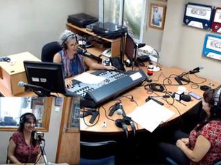 ראיון בקול הגליל העליון - שיווק באינטרנט