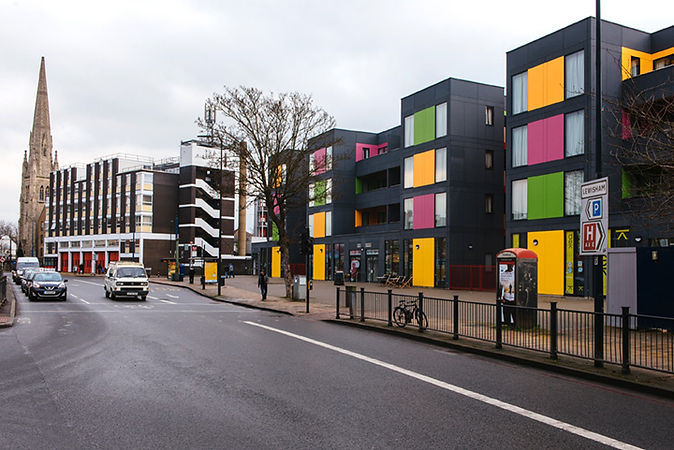 PLACE/Ladywell in Lewisham - Meanwhile Space