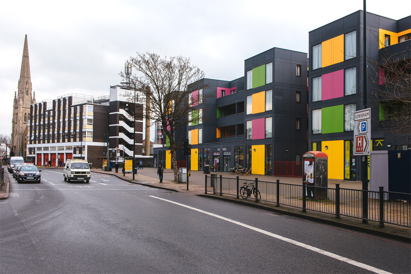 PLACE/Ladywell Exterior
