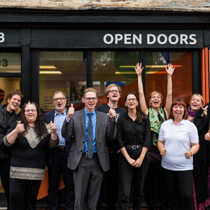 Open Doors - the proven way to transform the high street