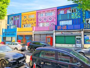 START HERE Aberfeldy Street | Retail | Creative workspace | Business Support | Poplar