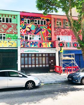 Available retail spaces | START HERE Aberfeldy Street | Poplar | September 2020