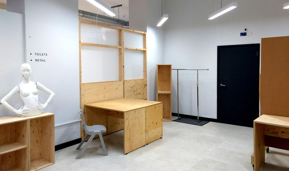 Studio inside PLACE/Ladywell