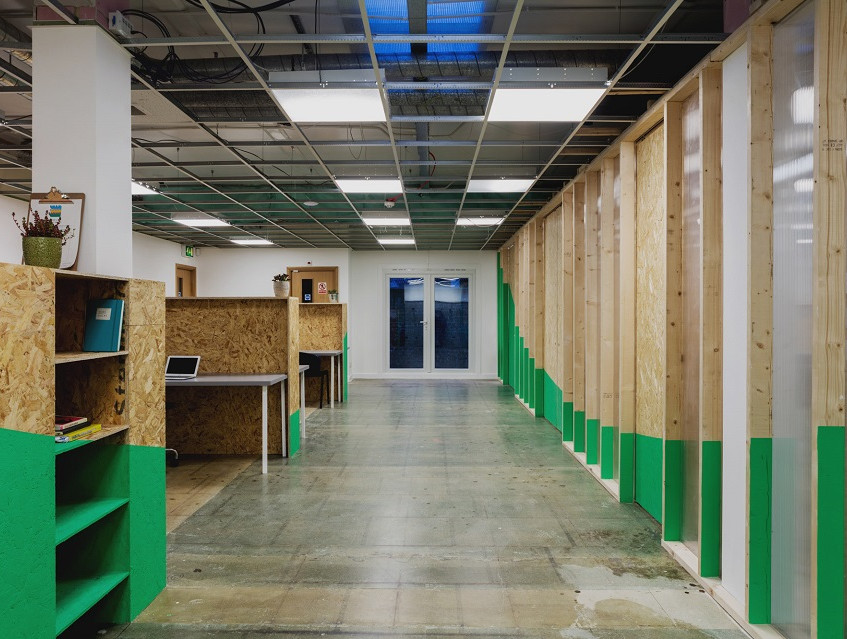 Granby Space, workspace
