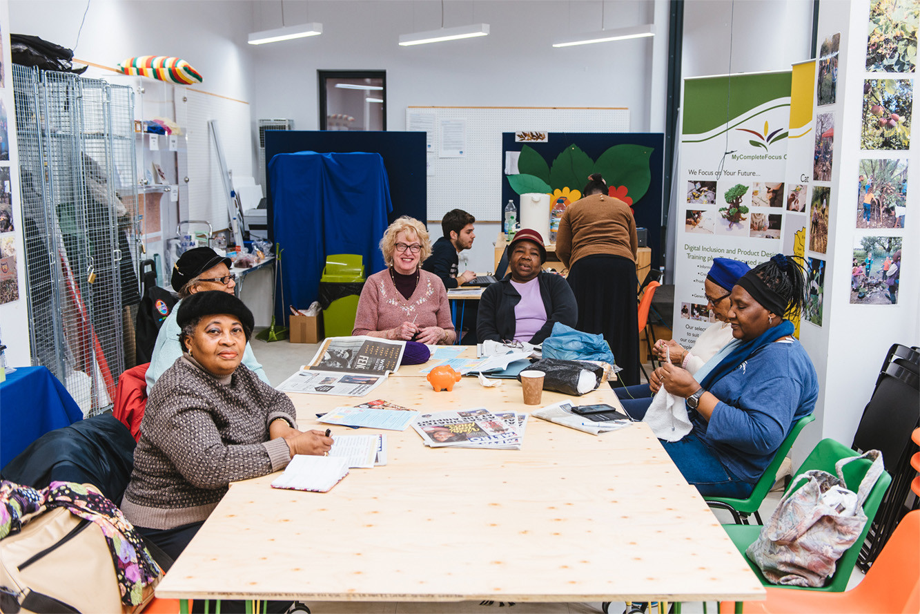 Rushey Green Time Bank at PLACE/Ladywell