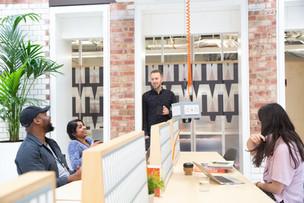 Tripod | Affordable office space | Hot Desks | Brixton, Lambeth