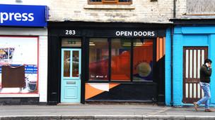 Open Doors | Bradford, Kettering, Rochford, Slough & Stoke-on-Trent | Community Space | Free Spa