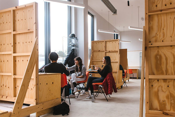 Affordable co-working space for creatives and start-ups in PLACE/Ladywell, Lewisham, London