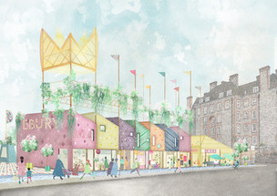 Ebury Edge | Workspace | Retail Space | Community Hall | Community Cafe | Westminster