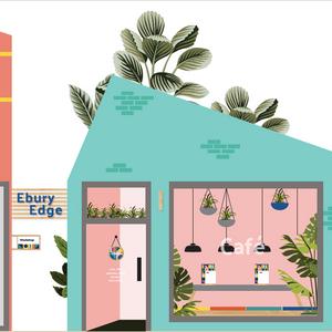 Cafe operator wanted | Ebury Edge | Westminster | Launching summer 2020