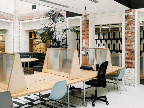 GLA's Pilot Workspace Accreditation Scheme