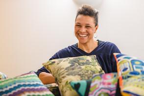Meet Our Tenants | Vanessa Mulholland | PreFound Fabrics | Central Parade E17