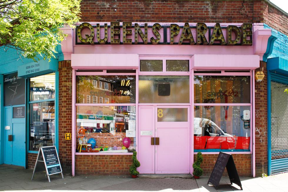 Queens Parade | Pop up shops | Maker space | Studio | Willesden Green, Brent