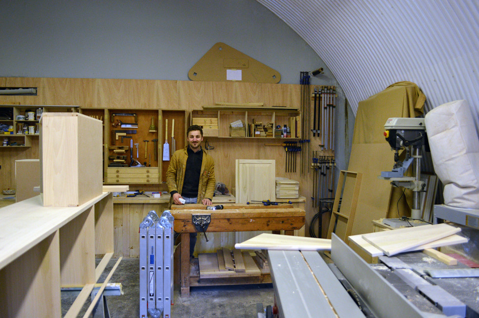 Loughborough Junction Arches | Maker space | Affordable workspace | Lambeth